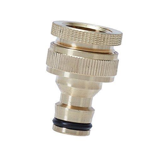 GroHoze 3/4 (26.5 mm) et 1/2 ¡± (21 mm) extérieur connecteur fileté pour robinet