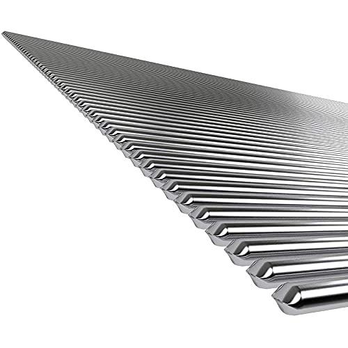 KAMIIN Alambre de soldadura de aluminio de baja temperatura de 33 cm, varilla de soldadura de aluminio para reparación sin necesidad de soldadura en polvo de baja temperatura para equipos de soldadura