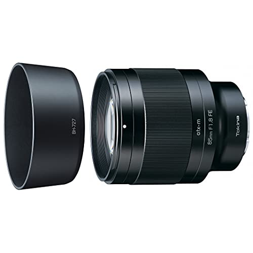 TOKINA ATX-m 85mm F1,8 Limited Monture Sony FE