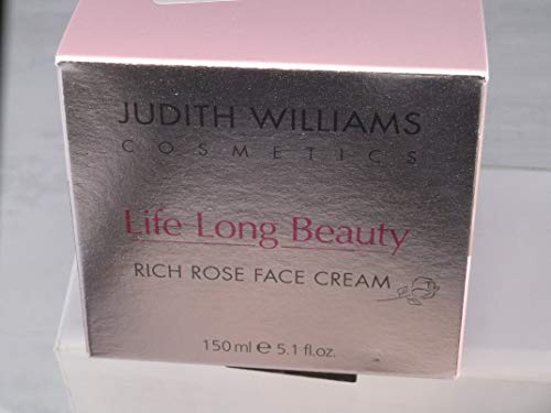 Judith Williams Life Long Beauty Rich Rose Facrecream XXL 150ml