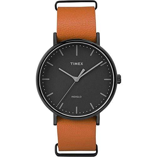 Timex Unisex Reloj de Pulsera analógico Cuarzo Nylon tw2p91400