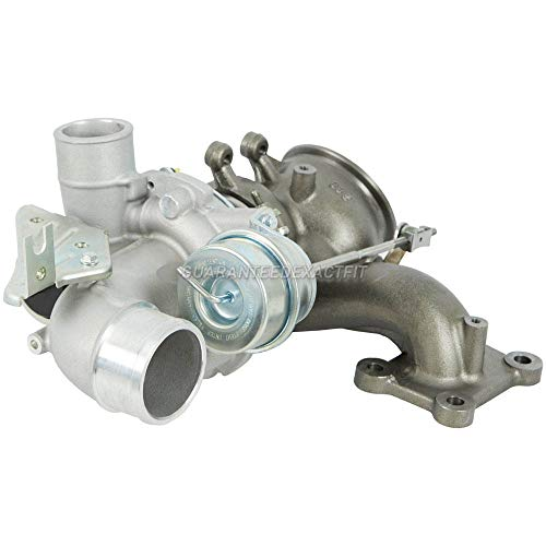 Stigan Turbo Turbocharger For Ford Explorer & Edge 2.0T EcoBoost - Stigan 847-1536 New