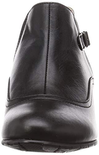 [アシナガオジサン]ブーツ3710297レディースブラック23.5cm