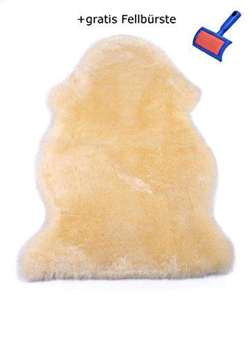 Baby-Lammfell Öko-Schaffell medizinisch gegerbt, geschoren, waschbar, 90-100 cm Öko-Test'Gut',...