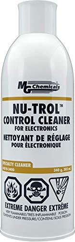 MG Chemicals 401B Nutrol Control Cleaner 340g 12 oz Aerosol Can