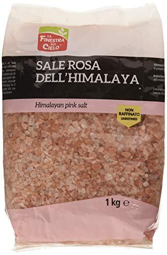 LA FINESTRA SUL CIELO-  SALE ROSA DELL'HIMALAYA GROSSO  1000g
