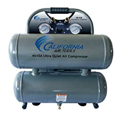 Best Quality - CATs-4610A - Ultra Quiet and Twin Tank Air Compressor