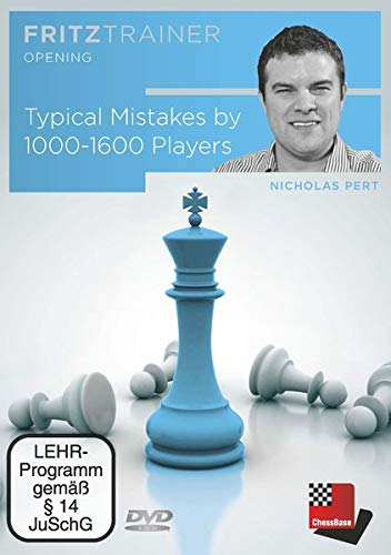 Typical Mistakes by 1000-1600 Players von Nicholas Pert