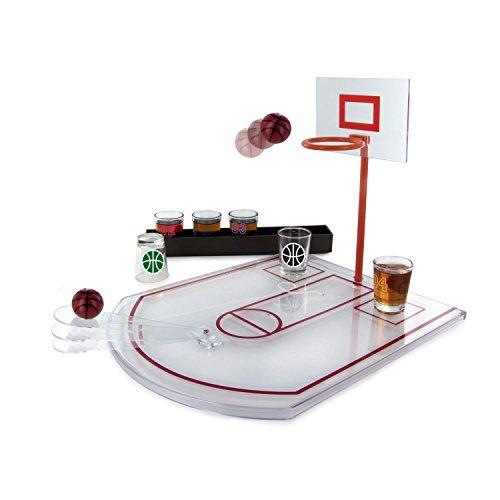 Le coffret jeu apéro basket