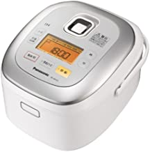 PANASONIC rice cooker SR-HB103-W(Japan Import)