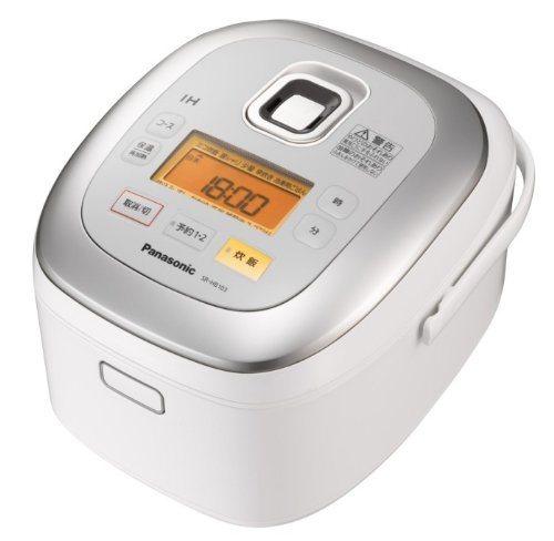 PANASONIC rice cooker SR-HB103-W(Japan Import)