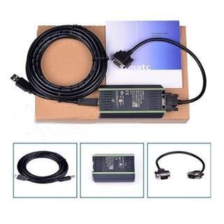 ParaCity 6ES7972-0CB20-0XA0 Kabel für S7-200/300/400 Adapter RS485 Profibus/MPI/PPI PLC Kabel USB auf PPI MPI 840D CNC