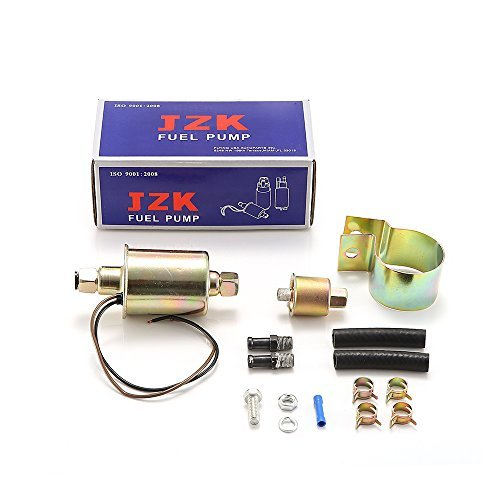 JZK 11001-0221 GA8012S E8012S FD0002 P60430 EP12S 6414671 US-SA-AJD-301684 a17012000ux0040 JSD-CSTK-274B rand New Universal 12V In-Line In-Tank Electric Fuel Pump With Installation Kit GA8012S