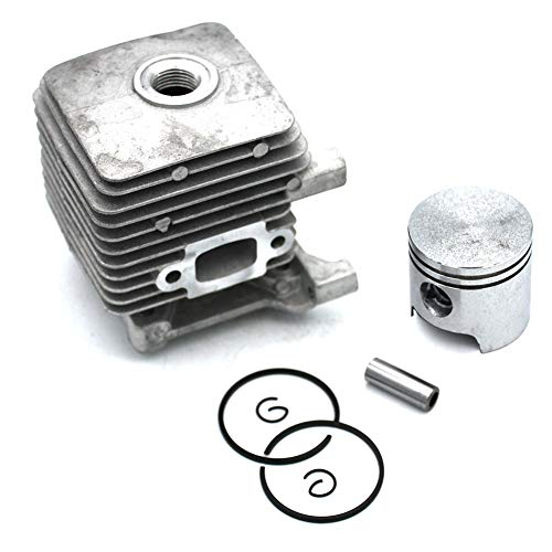 Kit cilindro de pistón 34MM Para Stihl BG45 BG45-C BG45 BG46Z BG55 BG55C BG65 BG65DZ BG65-Z BG85 BG85C Blower BR45C Mochila Soplador SH55 SH85 Piezas # 4140 020 1202