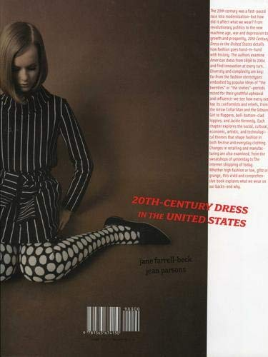 20th Century Dress in the United States
