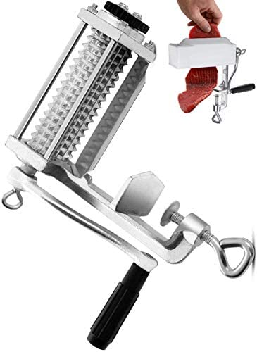 Commercial Meat Tenderizer Tool Meat Grinder Restaurant Home Cuber Heavy Duty Steak Kitchen product image