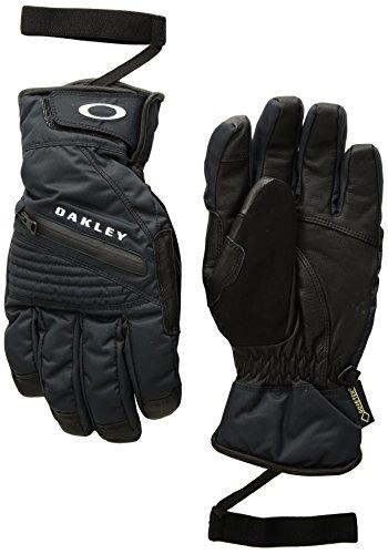 Oakley Red Lion Gore-Tex Handschuhe, Jet Black, Größe XS