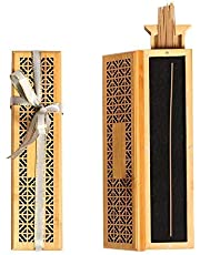 Oud Arabic Incense Burner Wooden Holder for Home, Office, Car, and Gift, by Bakhoor BoSidin - A12S