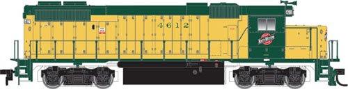 HO Trainman GP38-2, C&NW #4612