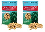 Charlee Bear Dog Treat with Cheese & Egg (2 Pack) 6 oz Each