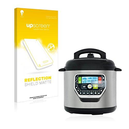 upscreen Protector Pantalla Mate Compatible con Cecotec Olla GM Modelo G Deluxe Película