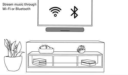 Product Image 5: YAMAHA YAS-109 Sound Bar with Built-In Subwoofers, Bluetooth, and Alexa Voice Control Built-In