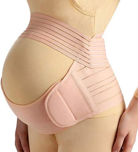 Maternity Pregnancy Belt Lumbar Back Support Waist Band Belly Bump Brace New UK