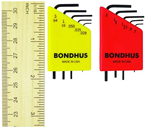BONDHUS 162-20393 2pc SET 35393x1 A…