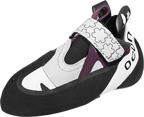 Ocun Ocun OXI Lady Lila-Weiß, Damen Kletterschuh, Größe EU 36 - Farbe White - Purple