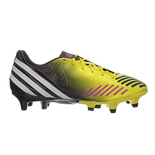 adidas Predator LZ XTRX SG - Botas de fútbol de Material Sintético para Hombre VIVYEL/Runwht/VIVPNK
