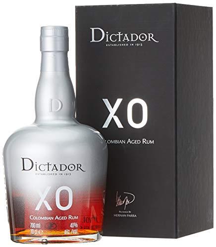 Dictador XO Insolent mit Geschenkverpackung  Rum (1 x 0.7 l)