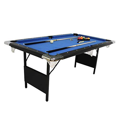 PLAY4FUN Billard Pliable, Table de Billard avec...