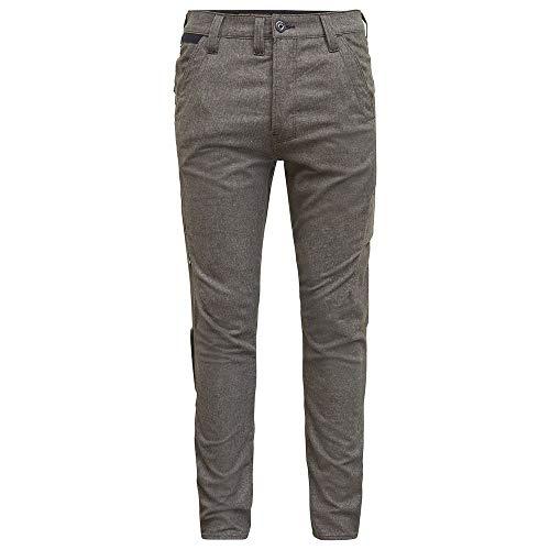 G-STAR RAW Citishield 3D Cargo Slim Tapered Pantalones, Dk Black/Asfalt Dobby C419-b763-Soporte...