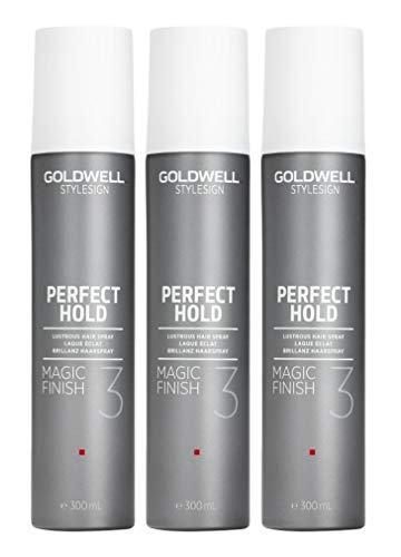 Goldwell 3 er Pack Goldwell Stylesign Magic Finish 300ml