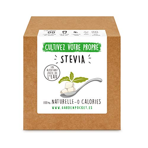 Garden Pocket - Kit de Culture de STEVIA