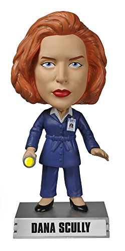 Funko – Wacky Wobbler – X-Files – Dana Scully