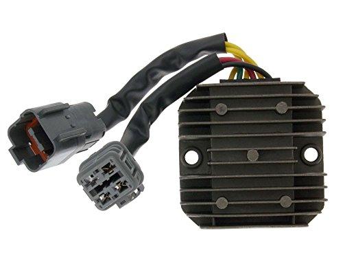Regler/Gleichrichter für Kymco KXR, Maxxer 250, 300, MXU 50, 150, 250, 300