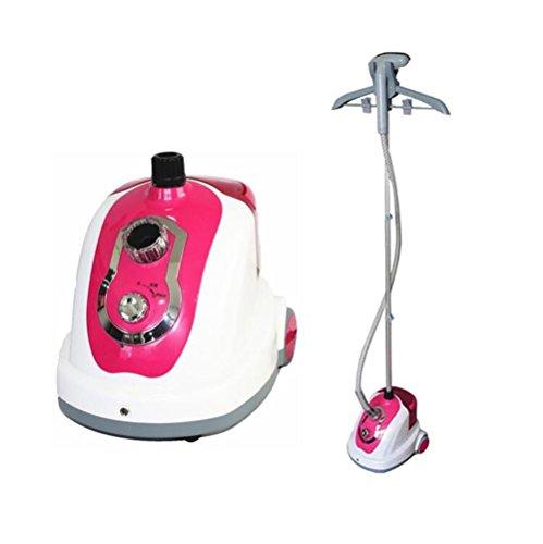 MTTLS 1700W Máquina de planchado de vapor de mano Máquina de planchado de colgar Telescópica de apoyo Rod humidificación/esterilización de aire Además de ácaros/ropa Además de sabor, pink