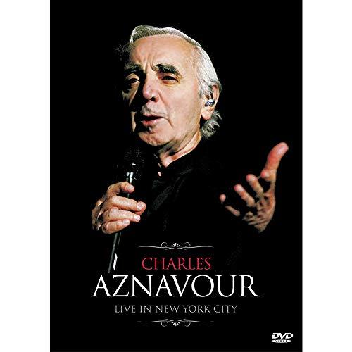 Charles Aznavour - Live in New York City