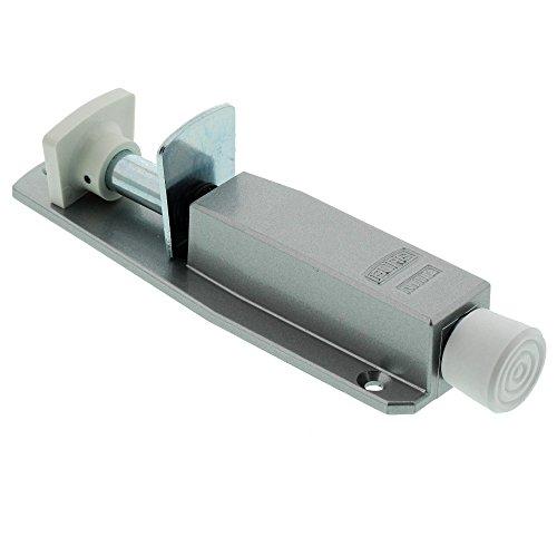 Burg-Wächter SB Türfeststeller TF 2 Inkl. Schrauben Sicherheitstechnik, silber, Hub: 30 mm