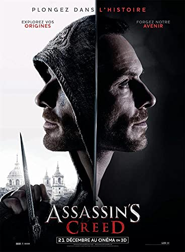 Assassins Creed [Blu-ray] [FR Import]