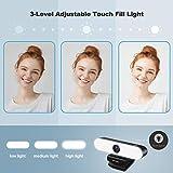 Zoom IMG-2 tecknet webcam 1080p per pc