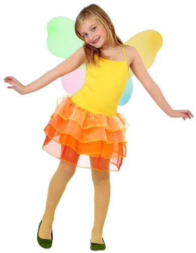 Atosa-23486 Disfraz Hada, color amarillo, 3 a 4 años (23486)