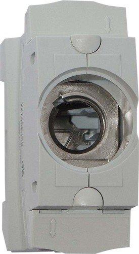 Mersen Sicherungssockel NEOZED 04724.000000 D01 16A/230/440V 1p. D0-Sicherungssockel 3605340537406