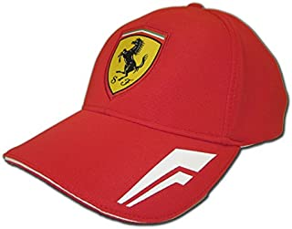 Ferrari Red Performance Fitted Hat