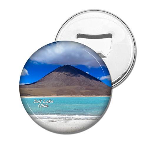 Weekino Désert d'Atacama Bière Ouvre-Bouteille Aimant De Réfrigérateur Voyage Souvenir Autocollant de réfrigérateur Fort