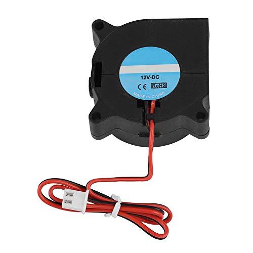 Tonysa 3D Drucker Lüfter,40 × 40 × 20 mm Turbine Gebläse Mini Kühler Fan,DC 12V 4020 Super Belüftung Turbo Lüfter Kühlgebläse Kühlung Heizlüfter für 3D Druckerzubehör(24V)