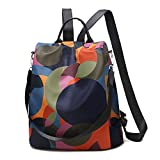 Fashion Backpack Purse for Women Waterproof Small Hiking Backpacks Anti Theft Women