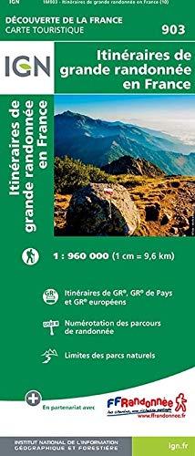 903 FRANCE GRANDES RANDONNEES