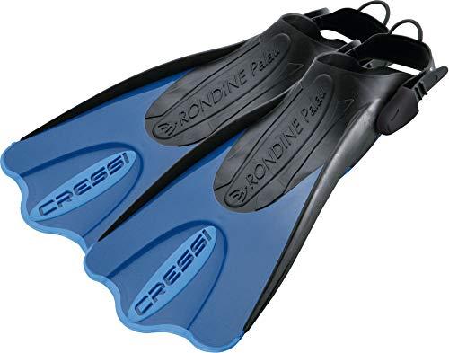 cressi Flossen palau saf, blau hellblau, S/M-38/41, CA132038